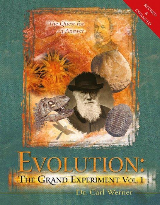 Evolution: The Grand Experiment (Scratch & Dent)