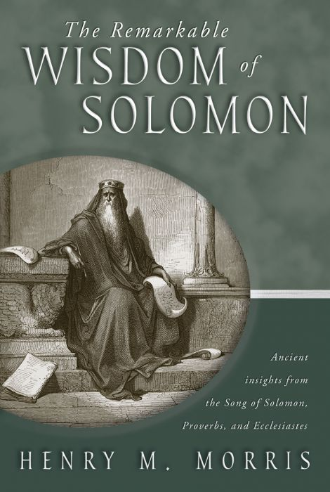 The Remarkable Wisdom of Solomon (Download)