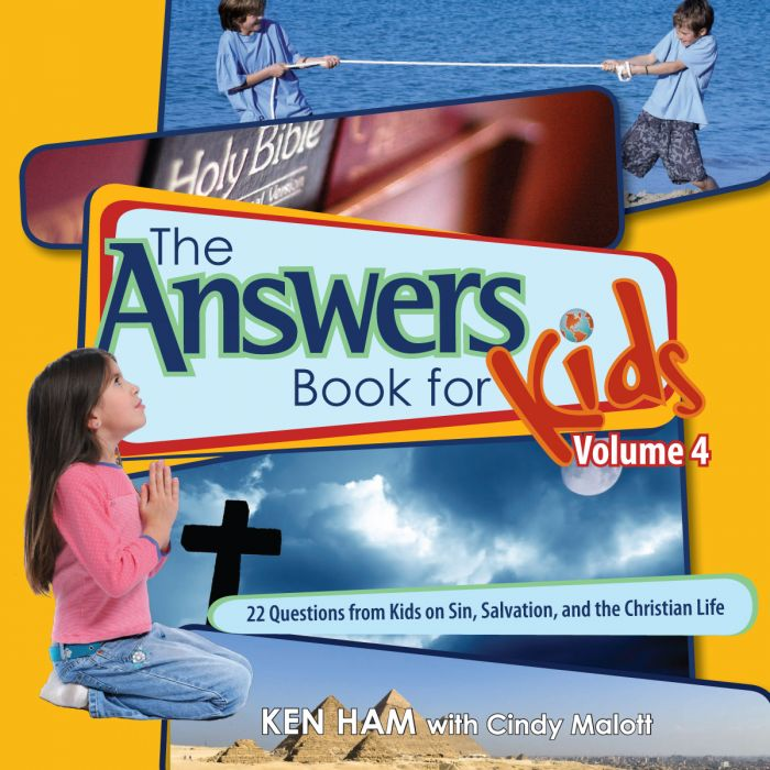 The Answers Book for Kids 4 (Download)