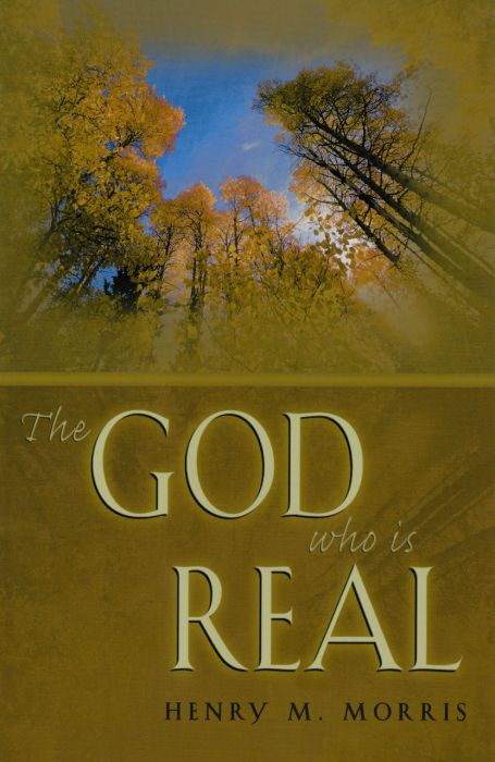 The God Who is Real (Download)