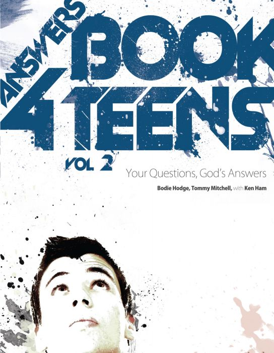 Answers Book for Teens Vol. 2 (Download)