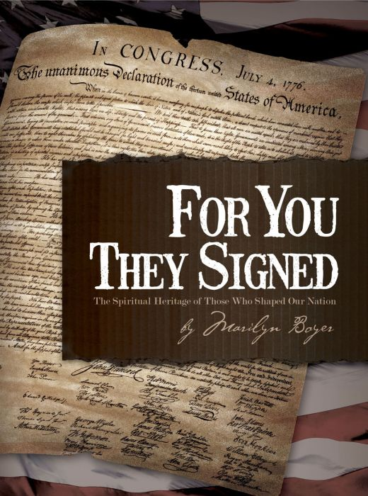 For You They Signed (Download)