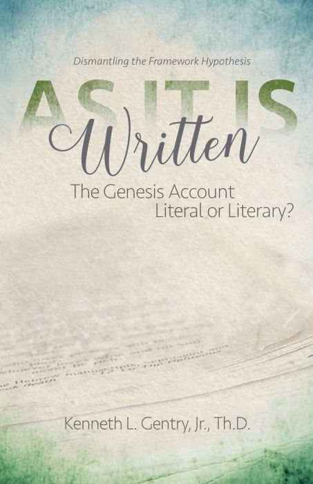 As it is Written: The Genesis Account Literal or Literary? (Download)