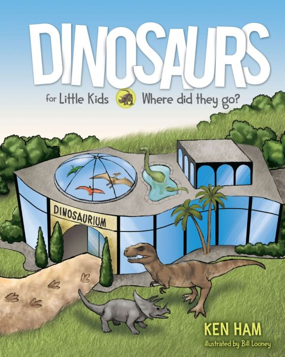 Dinosaurs for Little Kids (Download)