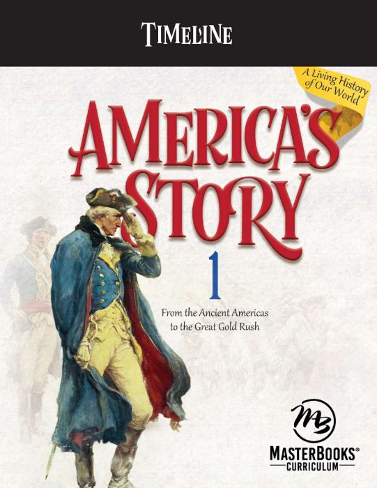America's Story 1 (Timeline Pack - Download)