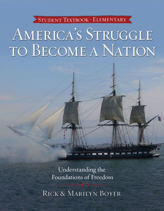 America's Struggle to Become a Nation (Student - Download)