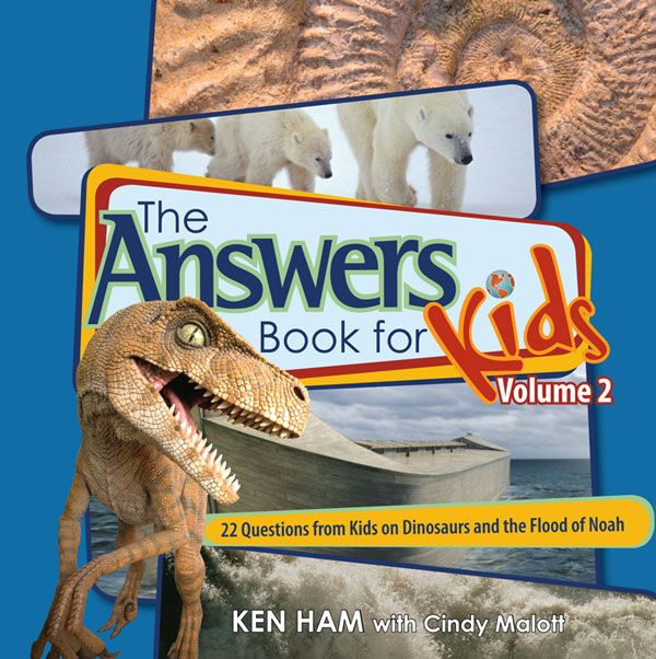 The Answers Book for Kids 2 (Scratch & Dent)