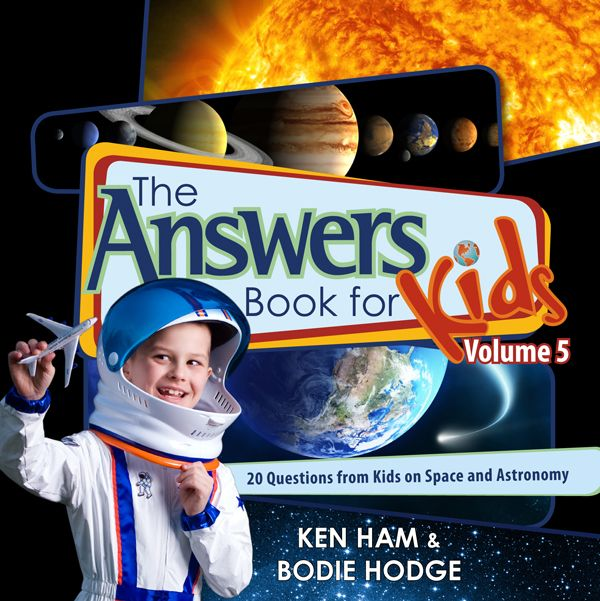 The Answers Book for Kids 5 (Download)