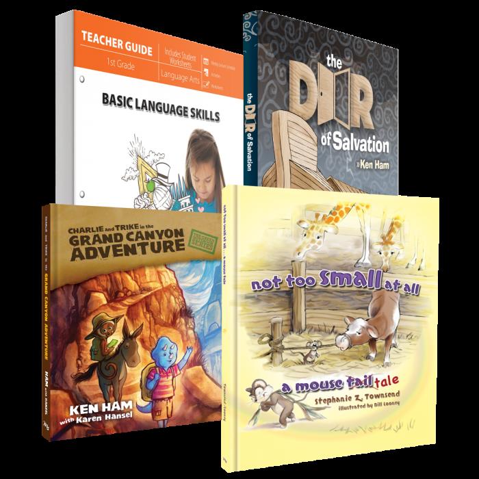 Basic Language Skills (Curriculum Pack)