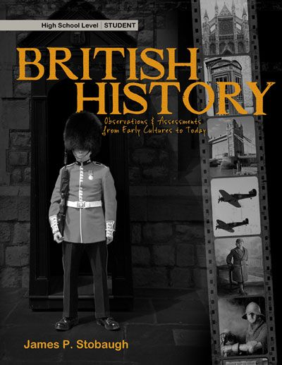 British History (Student Book - Scratch & Dent)