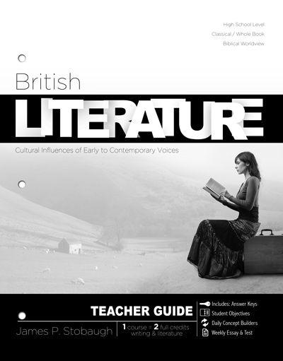 British Literature (Teacher Guide - Scratch & Dent)