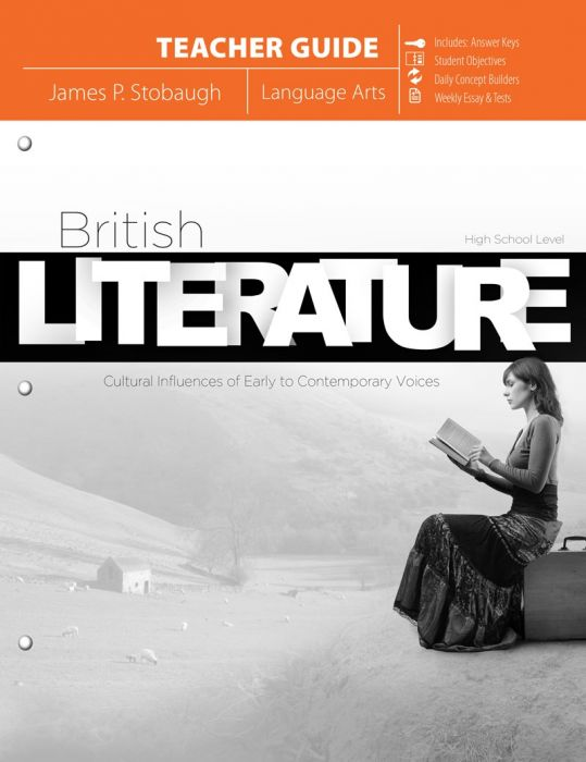 British Literature (Teacher Guide - Download)