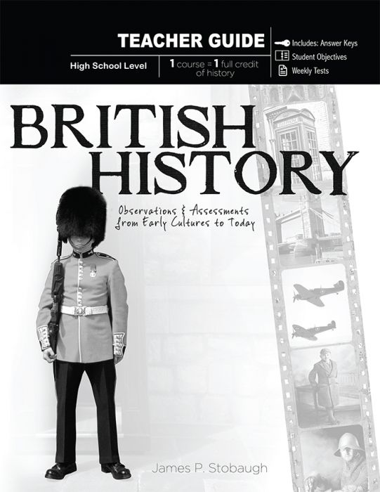 British History (Teacher Guide - Scratch & Dent)