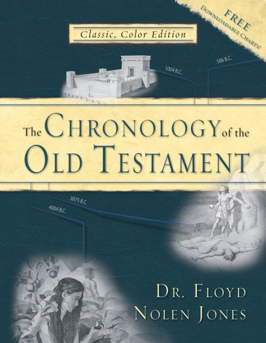 Chronology of the Old Testament (Scratch & Dent)