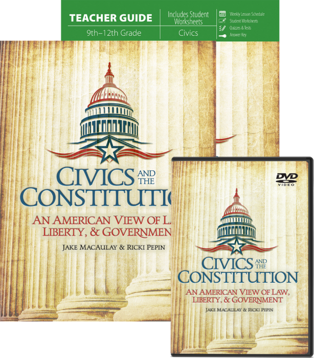 Civics and the Constitution (Curriculum Pack)