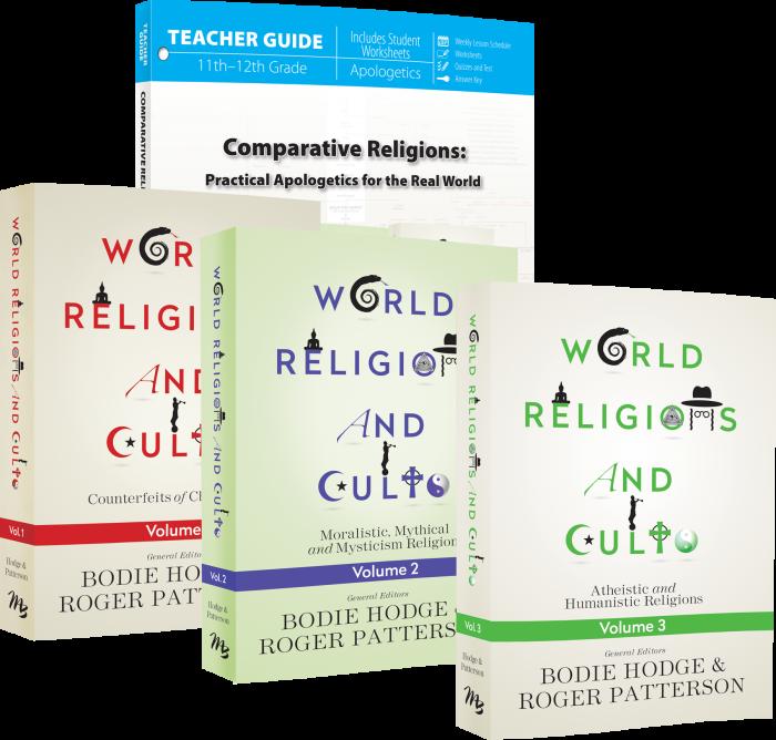 Comparative Religions (Curriculum Pack)