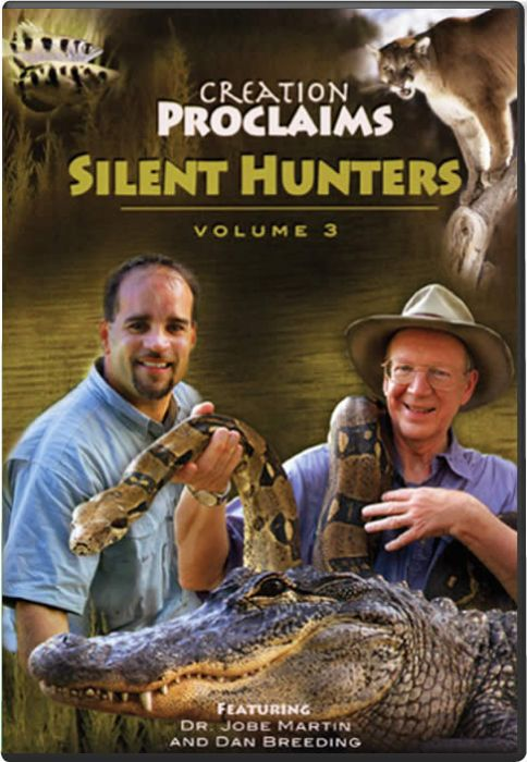Creation Proclaims: Silent Hunters