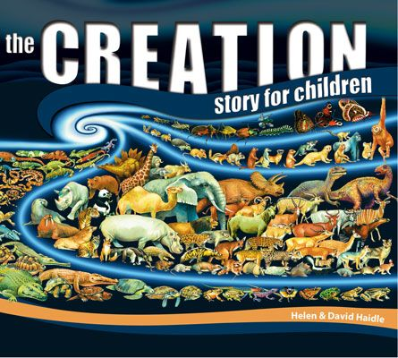 The Creation Story for Children (Scratch & Dent)