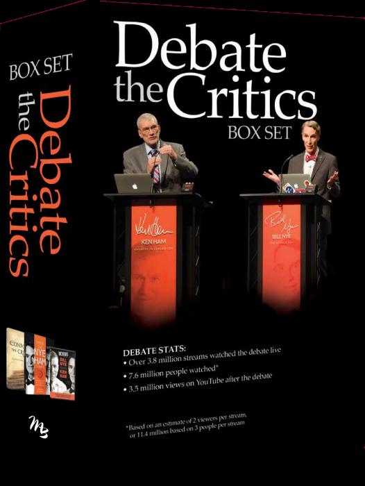 Debate the Critics