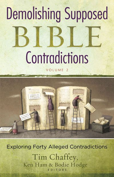 Demolishing Contradictions: Volume 2