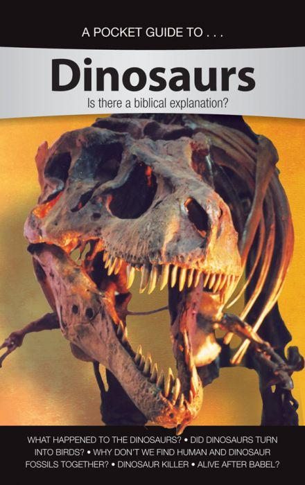 Dinosaurs Pocket Guide (Download)