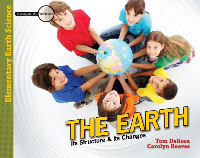 The Earth: Its Structure & Its Changes (Scratch & Dent)