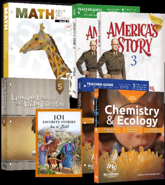 Grade 5 - Basic 4 Subject Set