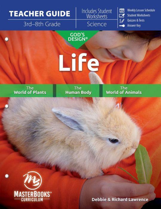 God's Design for Life (Teacher Guide - MB Edition - Download)