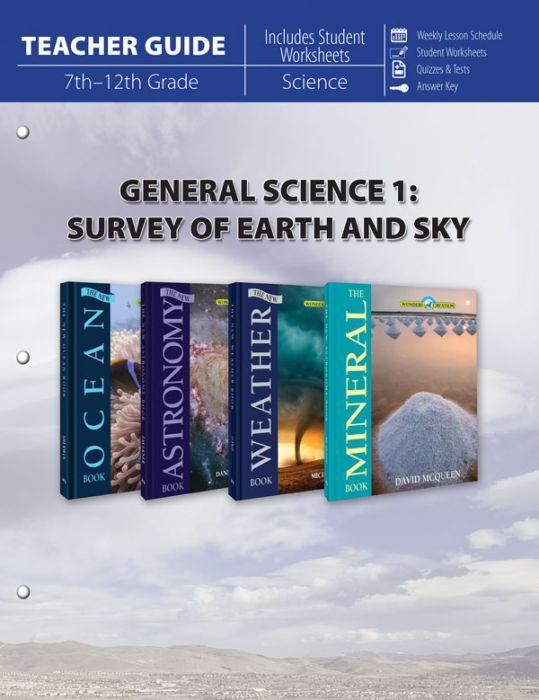 General Science 1: Survey of Earth & Sky (Teacher Guide)