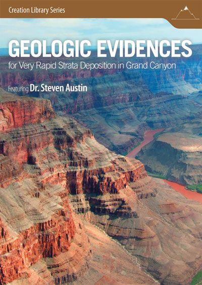 Geologic Evidences DVD