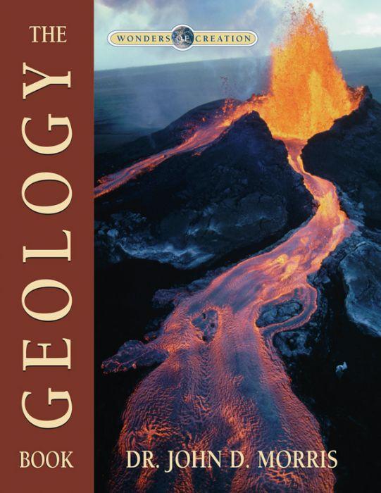 The Geology Book (Scratch & Dent)