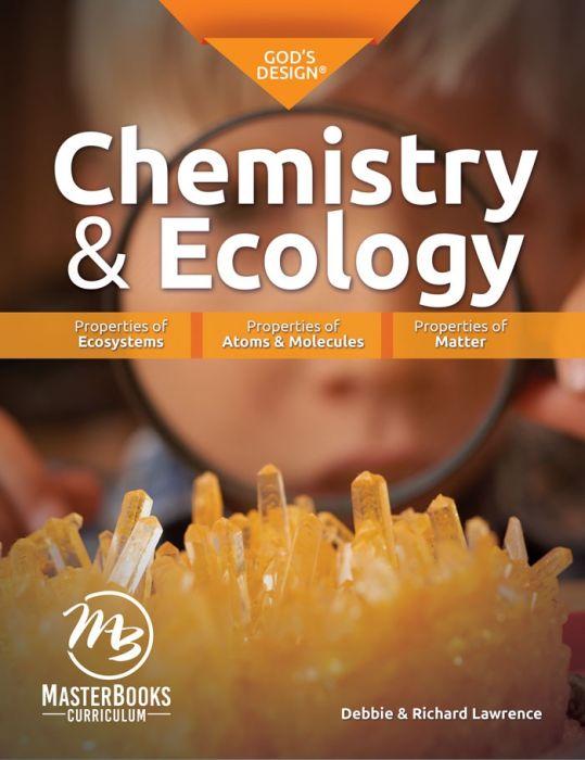 God's Design for Chemistry & Ecology (MB Edition)