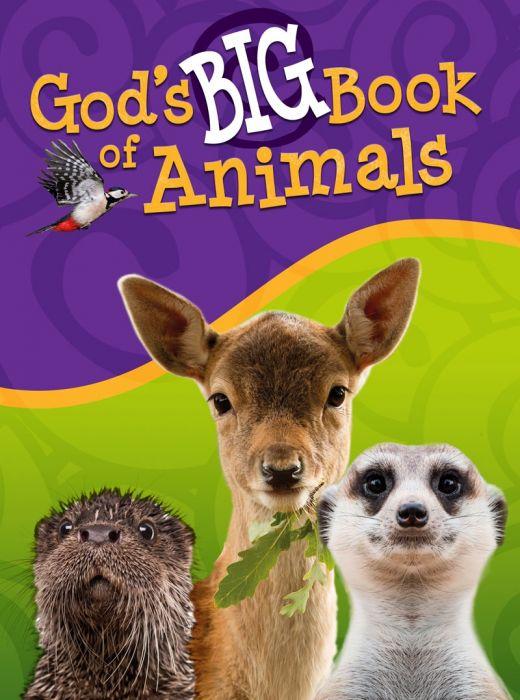 God's Big Book of Animals