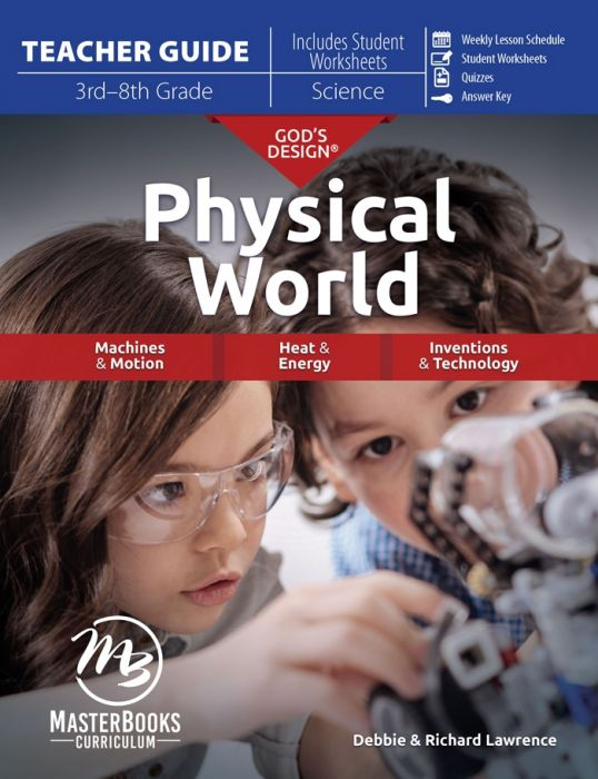 God's Design for the Physical World (Teacher Guide - MB Edition - Download)