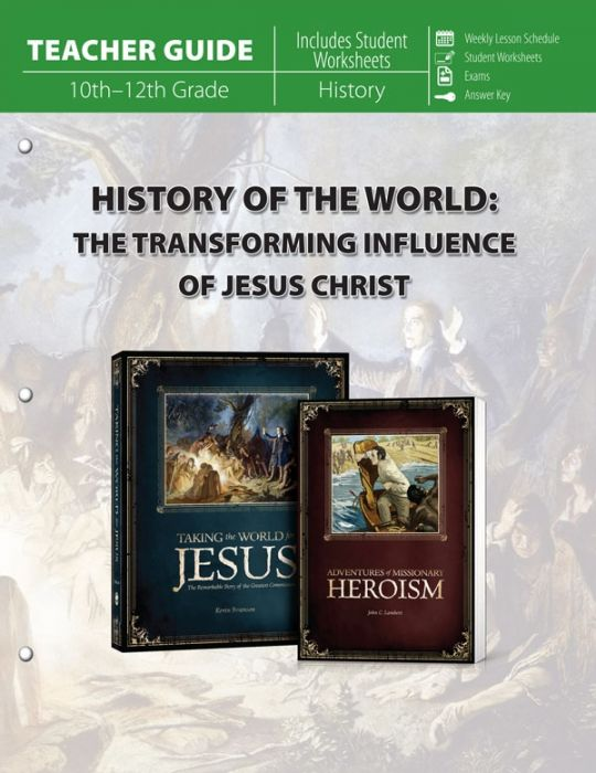 History of the World (Teacher Guide - Download)