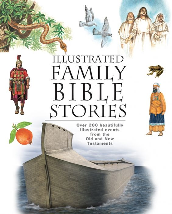 Illustrated Family Bible Stories (Download)