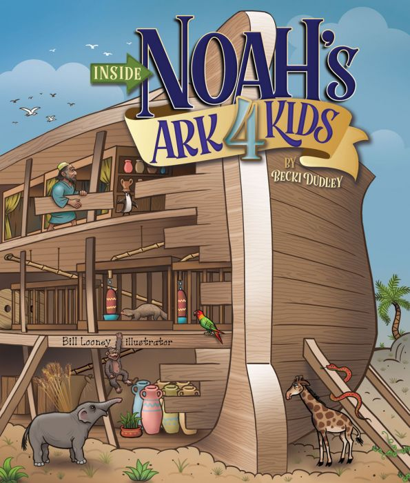 Inside Noah's Ark 4 Kids (Download)