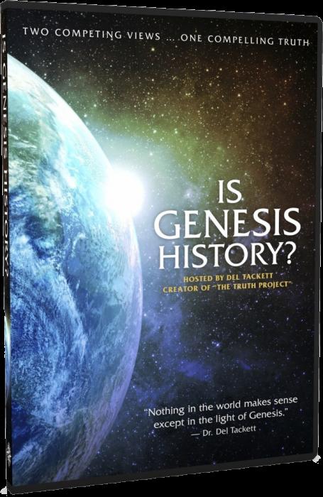Is Genesis History? (DVD)