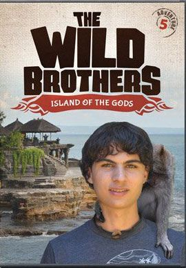 The Wild Brothers: Island of the God's