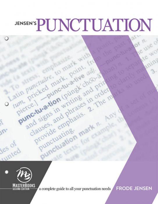 Jensen's Punctuation (Scratch & Dent)