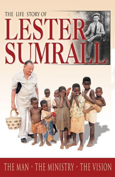 The Life Story of Lester Sumrall (Scratch & Dent)