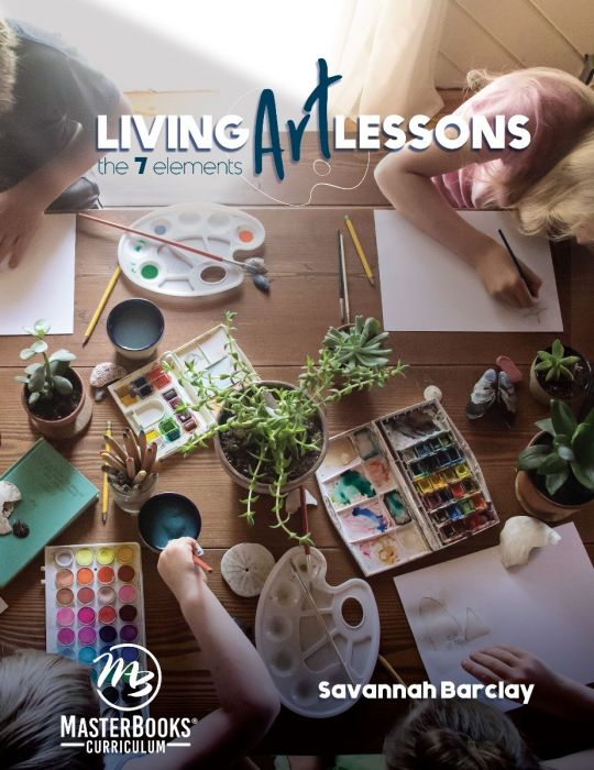 Living Art Lessons (Download)