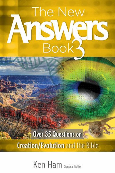 The New Answers Book 3 (Scratch & Dent)