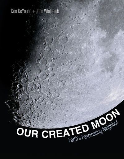 Our Created Moon (Scratch & Dent)