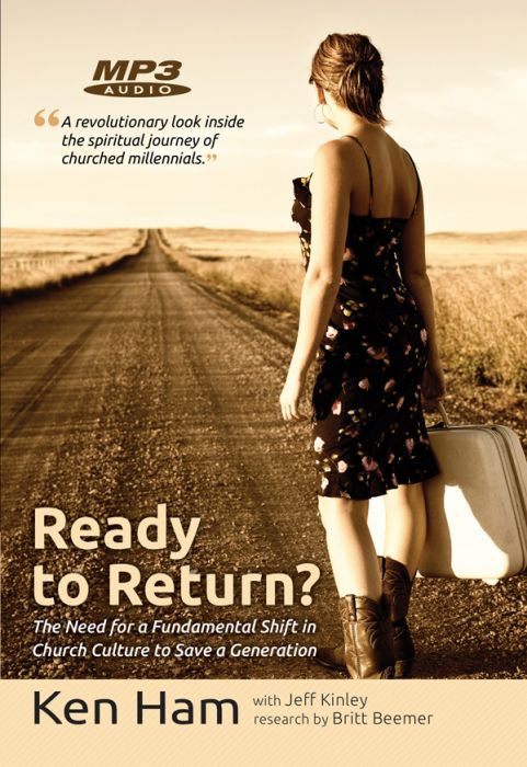 Ready to Return (MP3 Audiobook)