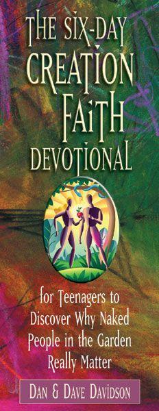 The Six-Day Creation Faith Devotional