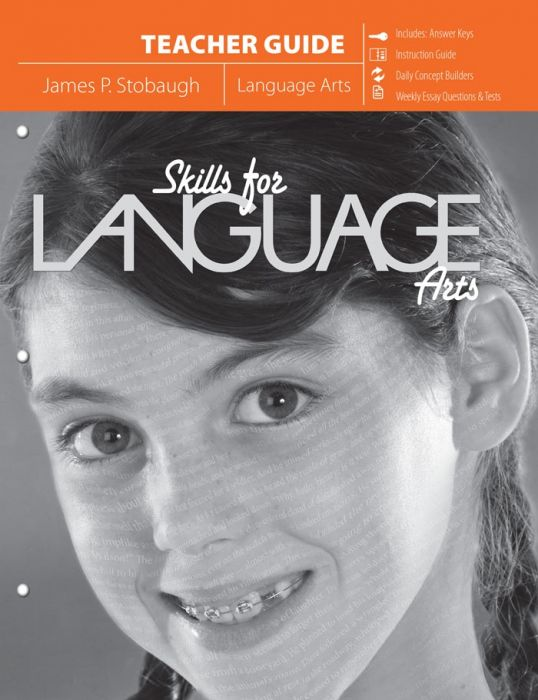 Skills for Language Arts (Teacher Guide)