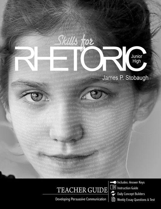 Skills for Rhetoric (Teacher Guide - Scratch & Dent)