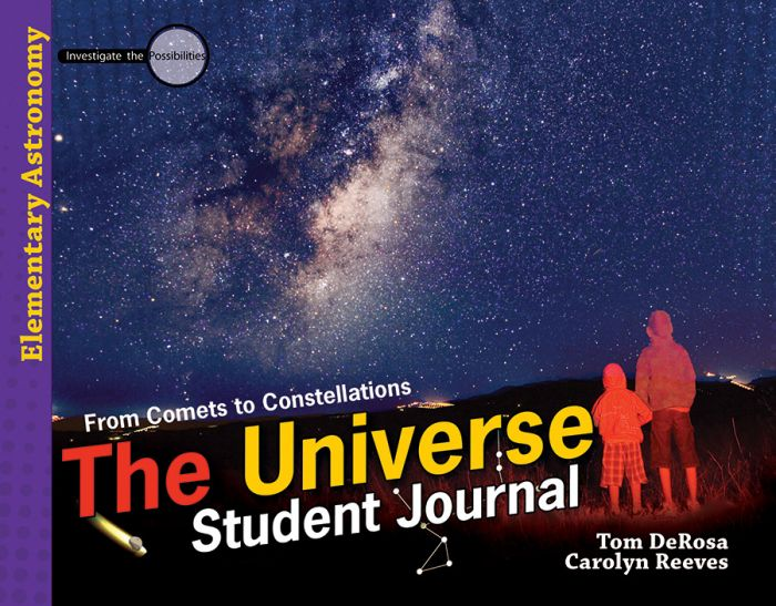 The Universe (Student Journal - Scratch & Dent)