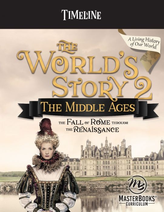 The World's Story 2 (Timeline Pack)